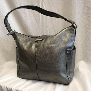 Kate Spade Metallic Handbag